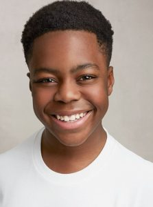 Teni Taiwo lands American Series and his screen debut as Young Pilgrim