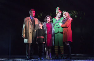 3 STAGEBOX MEMBERS SHARE LEAD ROLE OF MICHAEL IN ELF ALONGSIDE TELEVISED RELEASE FOR RILEY