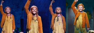 """We got Annie!"" Record Breaking 4 Annies: West End, International & UK Tour"