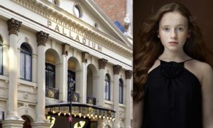 Irish teenager Aoife Hughes lands leading West End role at 15 years old for November 2020