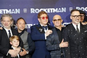 Global recognition for Rocketman starring Matthew Illesley