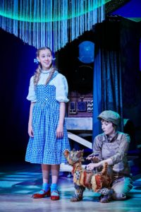 Lucy Sherman returns to the Playhouse to dazzle as Dorothy