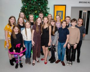 16 Leeds members perform in hit family show at the Leeds Playhouse
