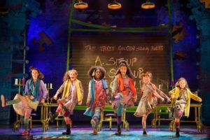 The Sun Came Out for 13 Stagebox 'orphans' in Annie West End & UK Tour