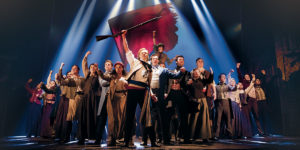 7 Stagebox members perform in 2019-20 Les Mis UK Tour