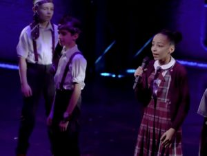 AS SCHOOL OF ROCK WRAPS IN THE WEST END, OUR SCHOOL OF ROCK KIDS SING THE SHOW FAREWELL