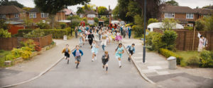 6 Stagebox clients cast as The Pinner Children in opening sequence for Rocketman
