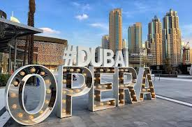 From Yorkshire to the Dubai Opera House