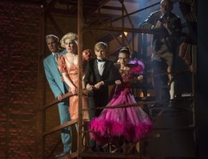 STRICTLY BALLROOM UK PREMIERE FOR STAGEBOX KIDS